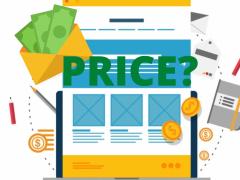 Как формируется цена при создании продающего сайта?