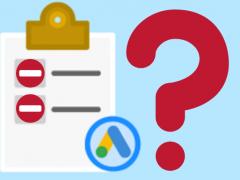 Как справиться с модерацией контекстной рекламы в Google?