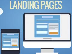 Лендинг пейдж - одна страница для всего бизнеса? Подробный разбор!
